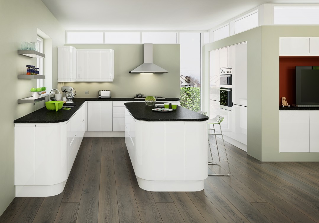 Redefine Your Home Interior with Smart Modular Kitchen Designs